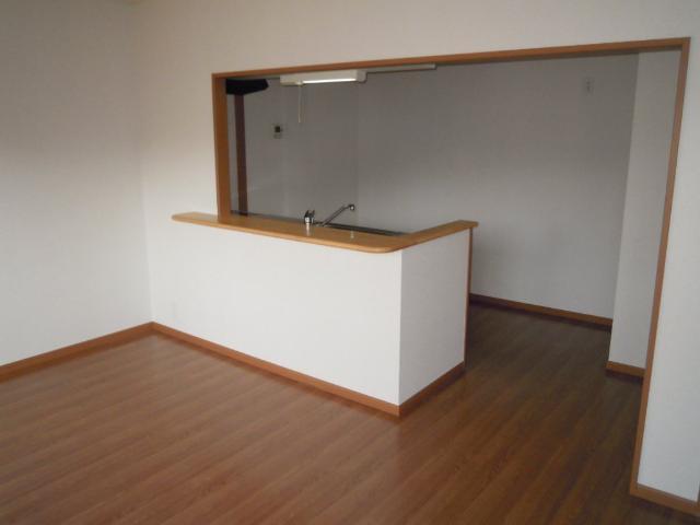 ステラB 101号室のキッチン
