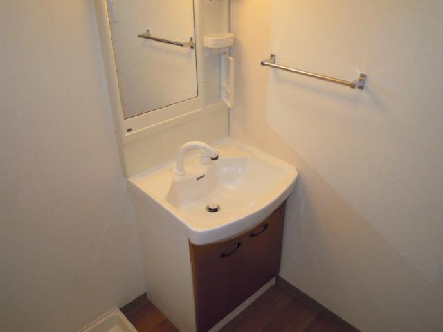 ステラB 101号室の洗面所
