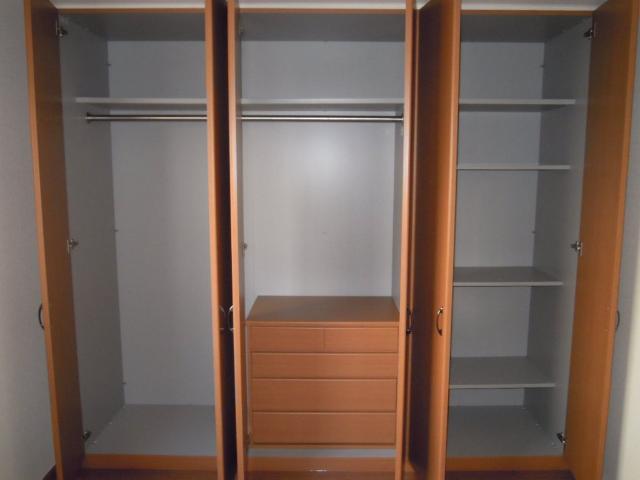 ステラB 101号室の収納