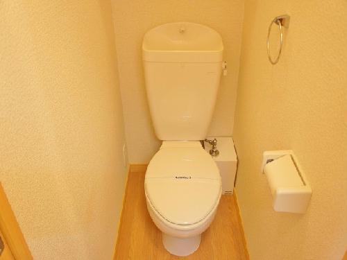 レオパレス柏原公園南 101号室のトイレ