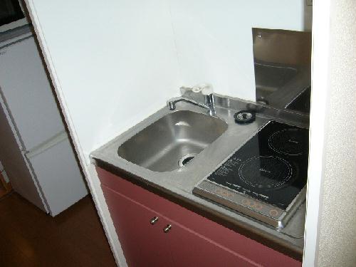 レオパレス小野 203号室のキッチン