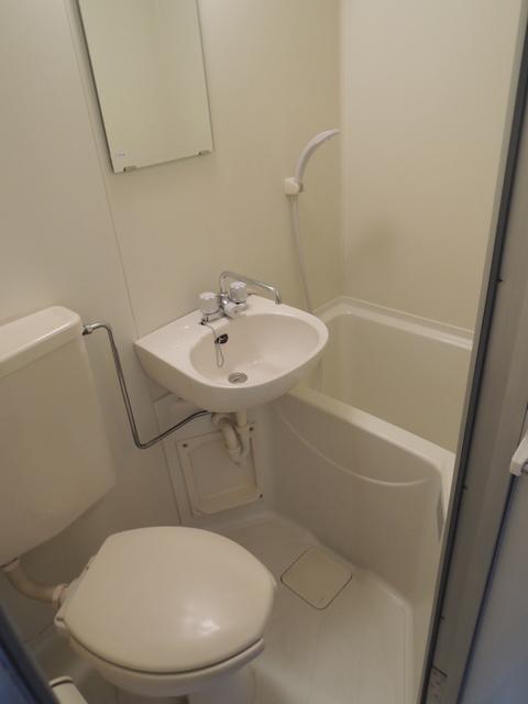日神パレステージ豊田 503号室の風呂