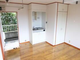 ビエント相原 102号室のキッチン