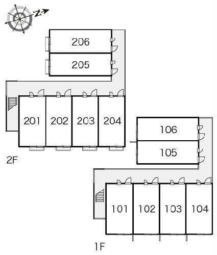 レオパレスゴールド 102号室のその他