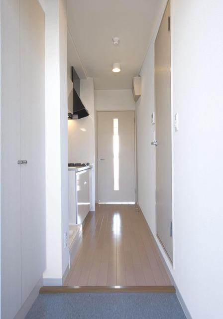 ヴィラ フローリッシュ 210号室の玄関