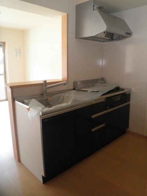パスピエ 102号室のキッチン