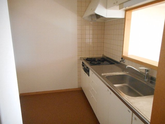 ハイレジデンスL 506号室のキッチン