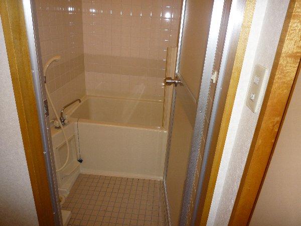 ハイレジデンスL 506号室の風呂