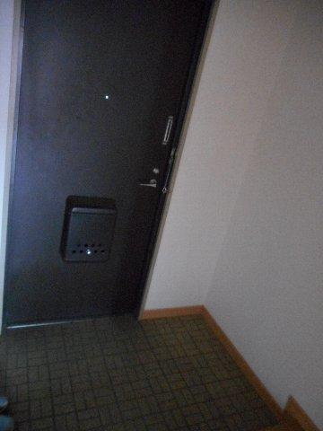 ハイレジデンスL 506号室の玄関