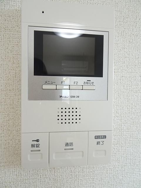 アザレアコート 01030号室のセキュリティ