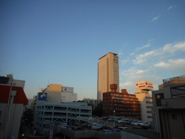 プチリヴェール昭和町 401号室の景色