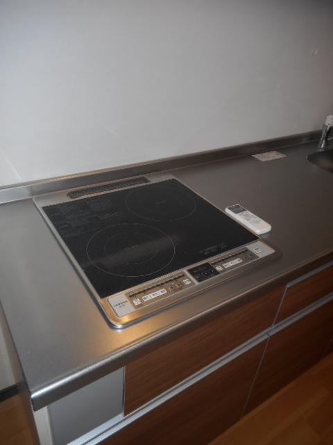 プチリヴェール昭和町 401号室のキッチン