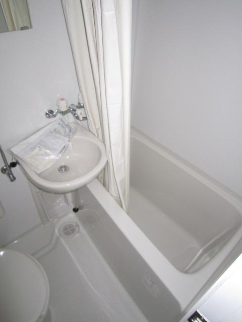 シティスペース 505号室の風呂