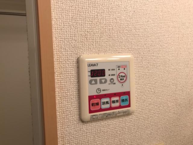 グランド ソレイユ 203号室の設備