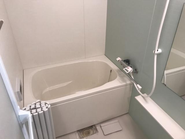 トレシャーナ 410号室の風呂