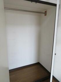 ストーク古庄 202号室の収納
