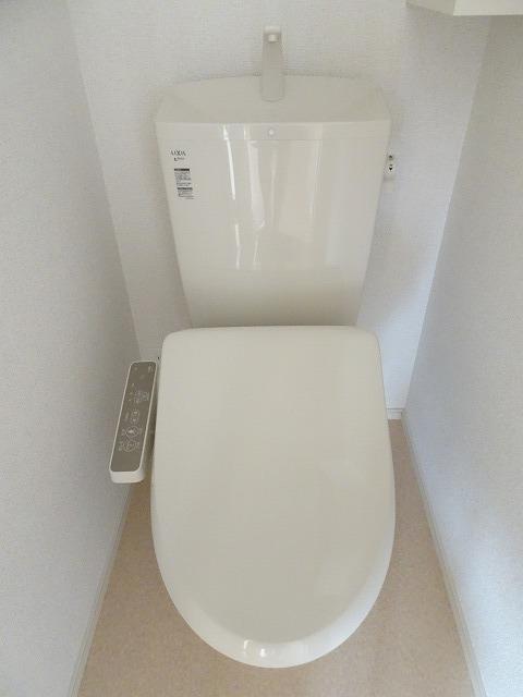 ラ・ペーシュ トロワ 01030号室の洗面所