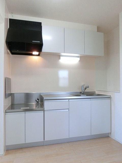 グランテージ 02020号室のキッチン