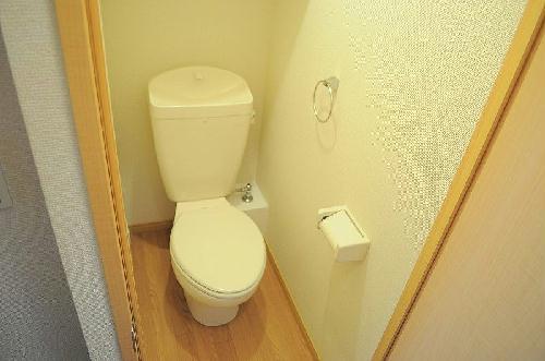 レオパレスナカダ 102号室のトイレ