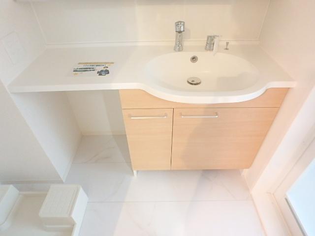 アルページュ 202号室の洗面所