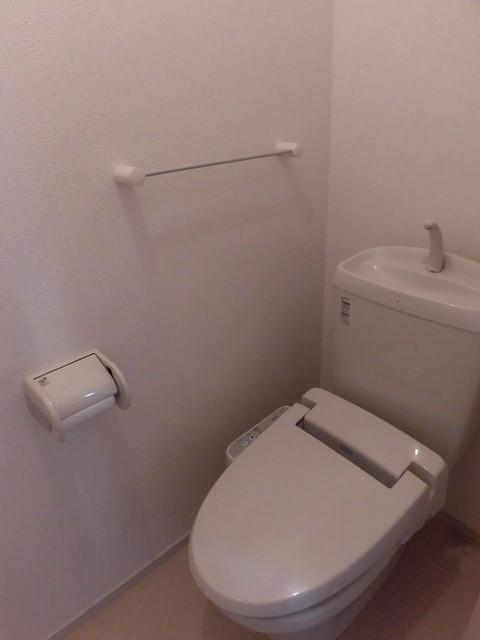 モンテ セレノのトイレ