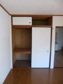 サンコーポ麻樹 103号室の収納