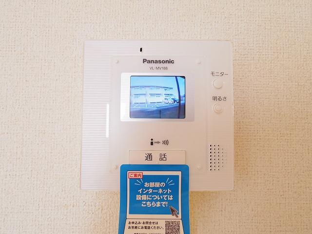 ニューシティ杉田NO2 02020号室のセキュリティ