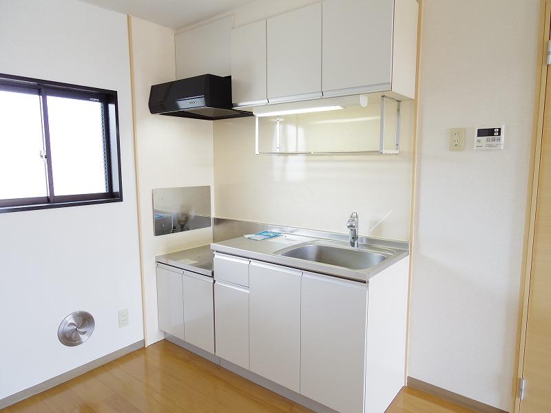 ニューシティ杉田NO2 02020号室のキッチン