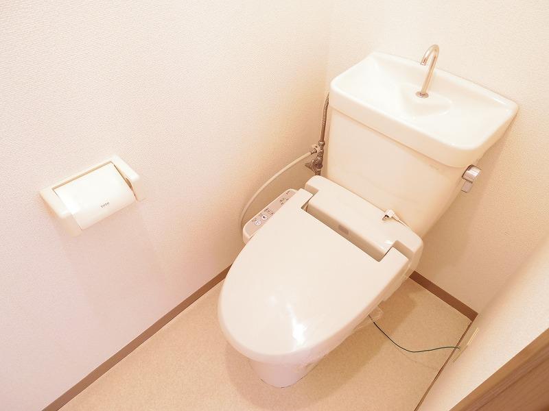 ニューシティ杉田NO2 02020号室のトイレ