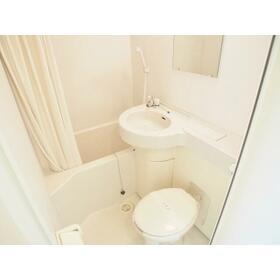 アトーレ芝塚原 206号室の風呂