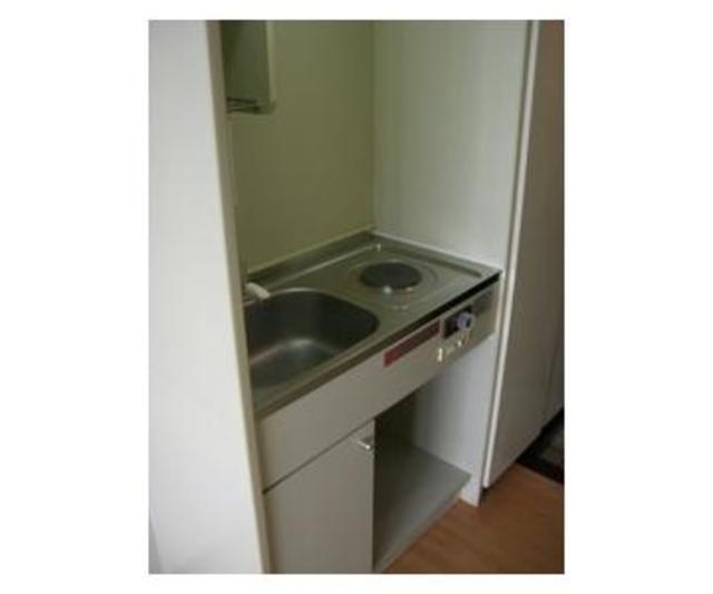 ベルシティ川口2号棟 304号室のキッチン