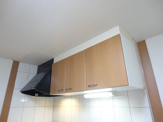 EOS(イオス) 103号室のキッチン
