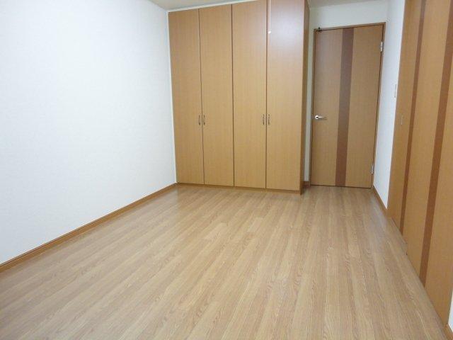EOS(イオス) 103号室のベッドルーム