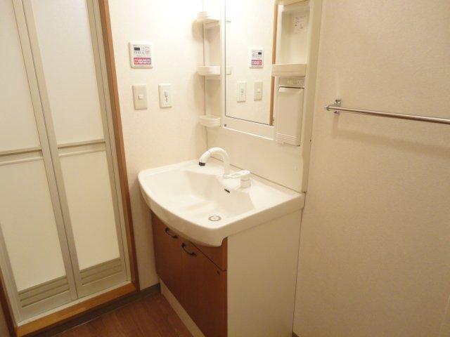 EOS(イオス) 103号室の洗面所