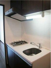 プライムアーバン目黒リバーサイド 303号室のキッチン