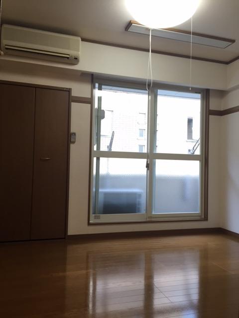 キャスル永福町 203号室のリビング