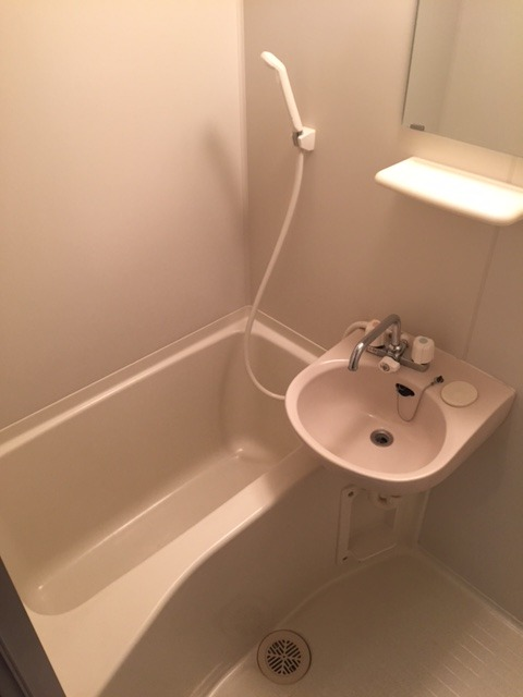 キャスル永福町 203号室の風呂