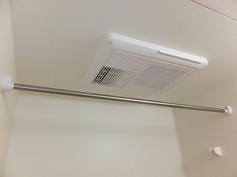 レオパレスエクセル 108号室の風呂