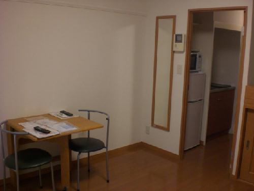 レオパレス富士見Ⅱ 302号室のセキュリティ