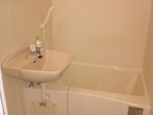 レオパレスプリムラ 203号室の風呂