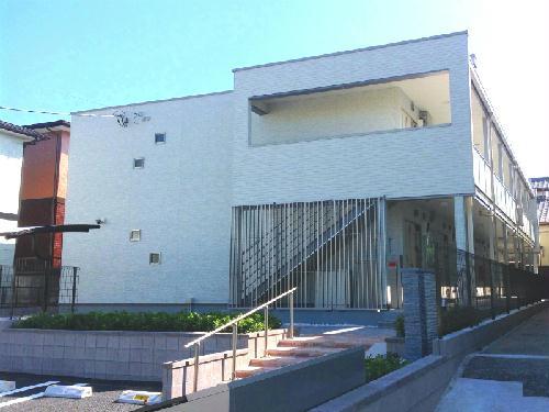 クレイノシエル ブルー 104号室の外観
