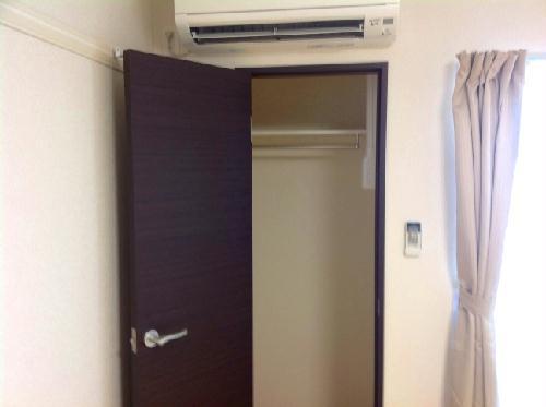 クレイノシエル ブルー 104号室の収納