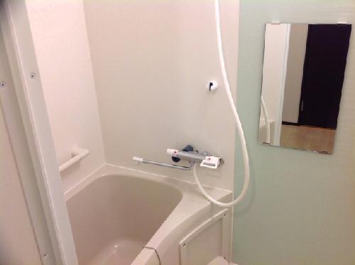 クレイノシエル ブルー 104号室の風呂