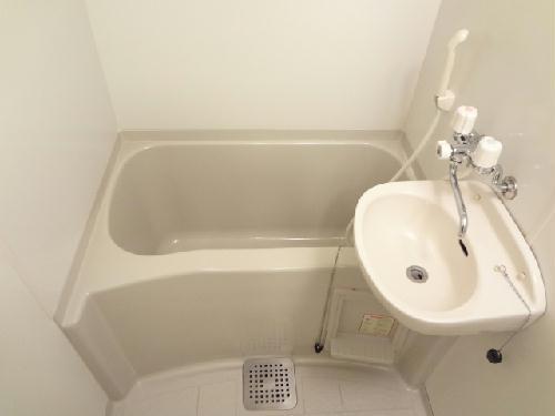 レオパレススターエンジェル 206号室の風呂