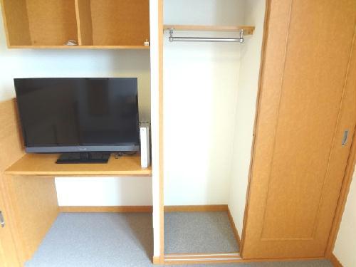 レオパレススターエンジェル 206号室の収納