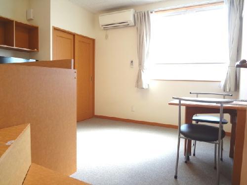 レオパレススターエンジェル 210号室のリビング