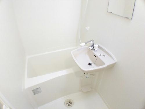レオネクストスイートピー 206号室の風呂