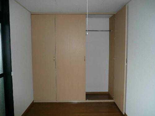 レオパレスカサベルデ 104号室の収納