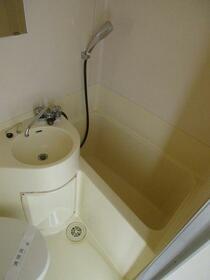 プラザ ドウメドック 110号室の風呂