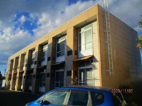 レオパレス諏訪Ⅱ 207号室の風呂